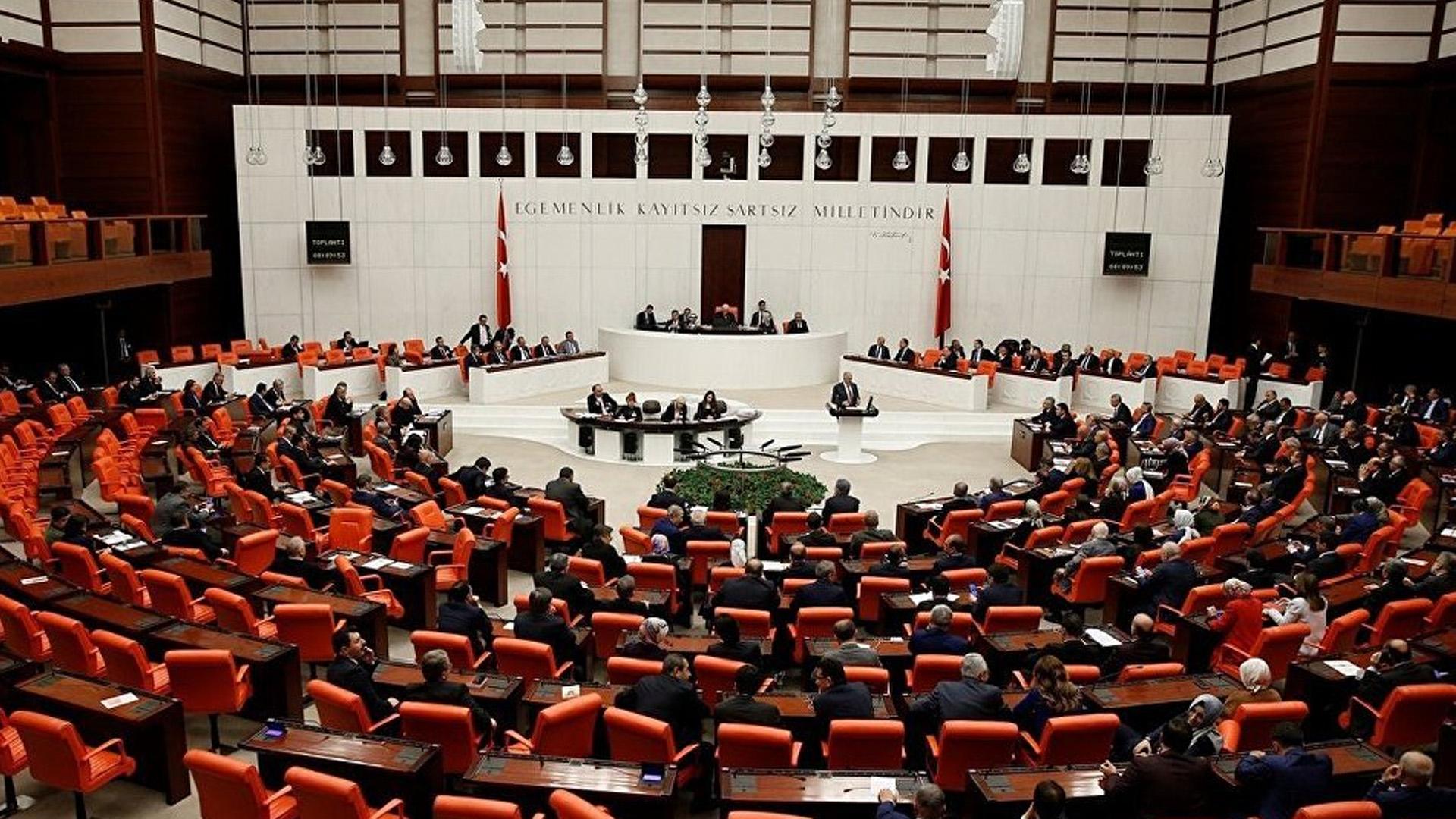 'Meclis bütçesinden yurt dışı ziyaretlerine 6 milyon TL harcandı'