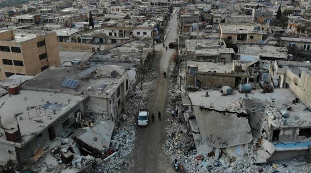 Rusya: Suriye'de 8 ateşkes ihlali tespit ettik