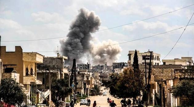 AB üyesi 14 ülkenin Dışişleri Bakanlarından Moskova ve Şam'a çağrı