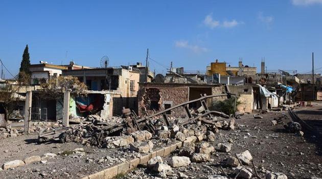 İdlib'de son 2,5 ayda 313 sivil öldü