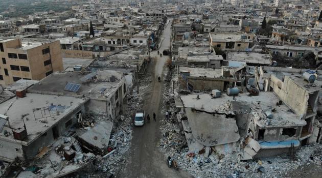BM: İdlib'de sivillerin kaçabileceği yer kalmadı