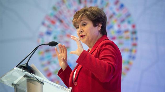 IMF Başkanı: Dünya çapında 100 milyona yakın kişi aşırı yoksulluğa düşebilir