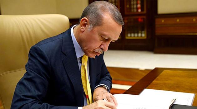 Erdoğan, Yargı Reformu Strateji Belgesinin ilk paketini onayladı