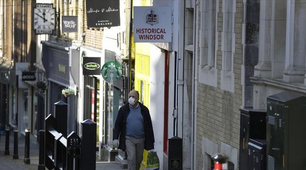 İngiltere'de koronavirüsten can kaybı bin 228'e çıktı