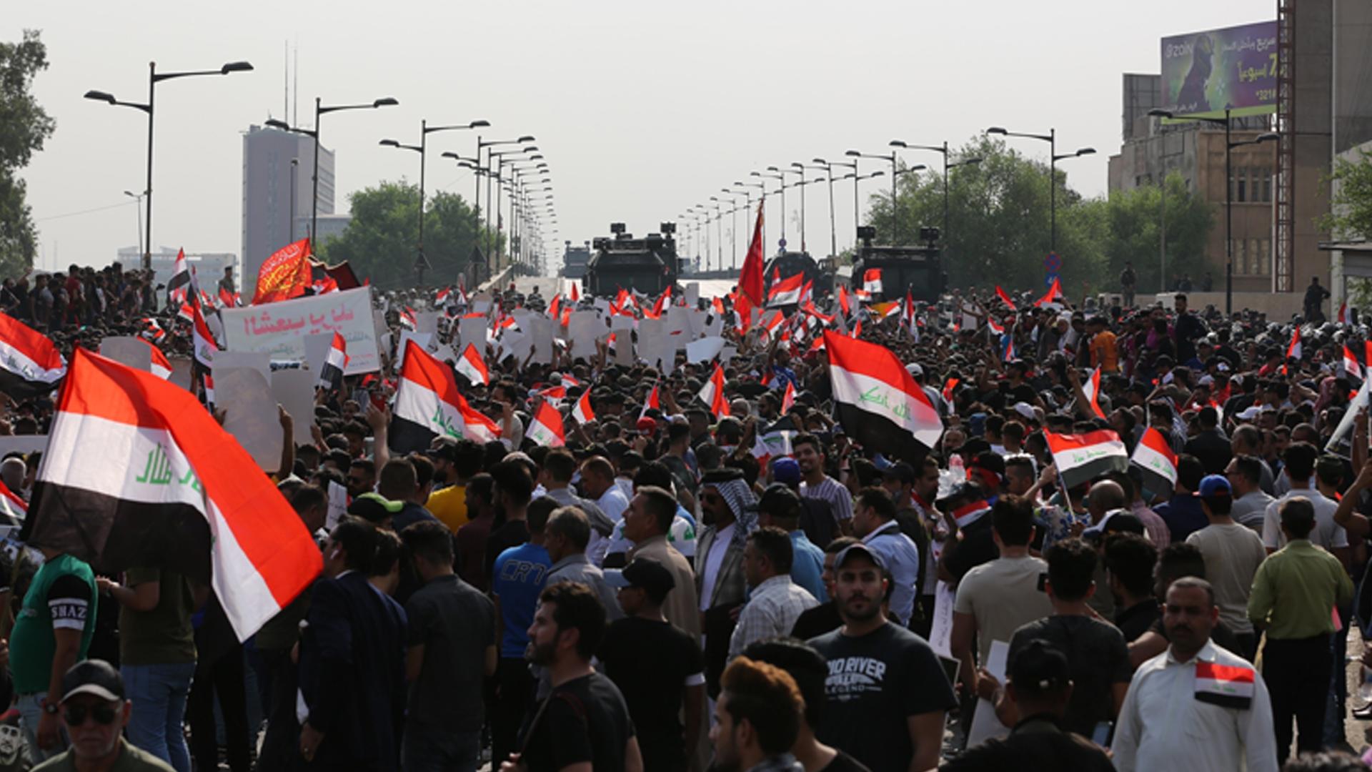 Eski Irak Başbakanı'ndan hükümete 'göstericileri öldürenleri açıkla' çağrısı