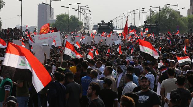 Irak'ta 5 kişi daha hayatını kaybetti