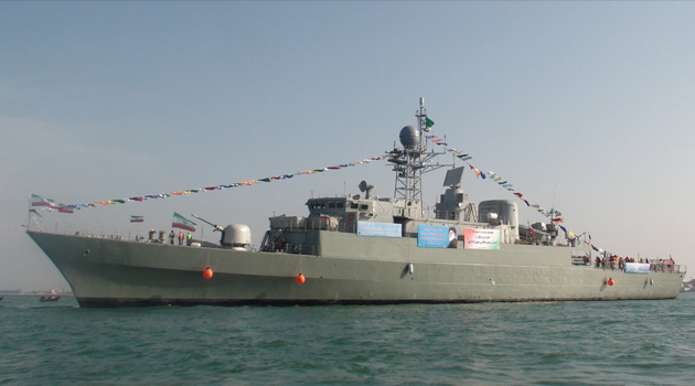 İran, kendi donanmasını vurduğu iddialarını yalanladı