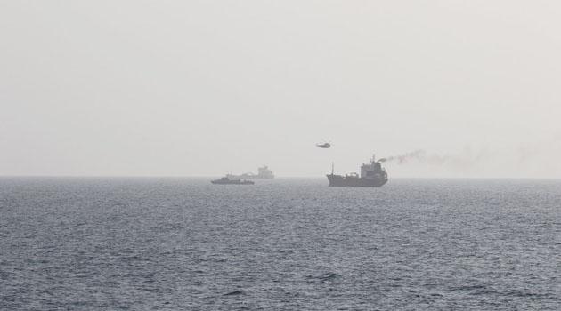 ABD, İran'ın petrol taşıyan 4 gemisine el koydu