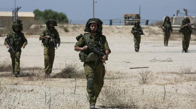 İşgalci İsrail askerleri, Batı Şeria'da 7 Filistinliyi yaraladı