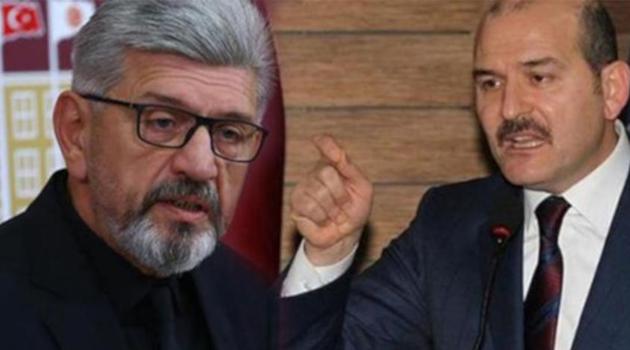 Saadet Partili Cihangir İslam ile İçişleri Bakanı Soylu arasında sert tartışma