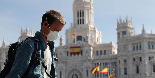 İspanya'da koronavirüsten hayatını kaybedenlerin sayısı rekor artışla 5 bin 690'a çıktı