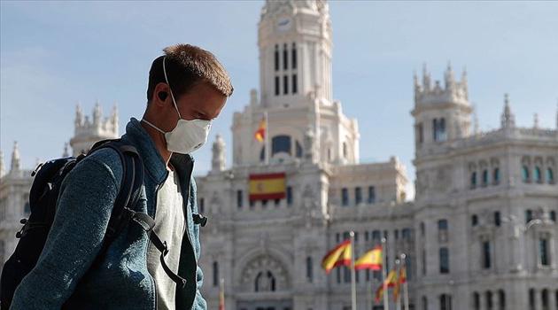 İspanya'da koronavirüse son 24 saatte 849 kurban daha
