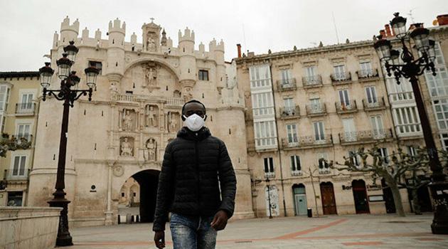 İspanya'da 164 kişi daha koronadan öldü