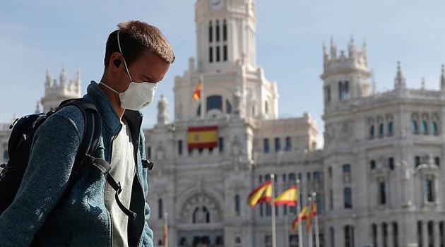 İspanya'da koronavirüsten ölenlerin sayısı 1753'e çıktı