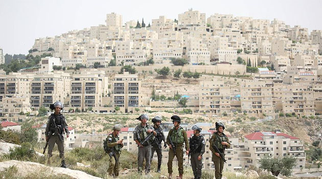 İşgalci İsrail, Batı Şeria'da 4 evi daha yıktı