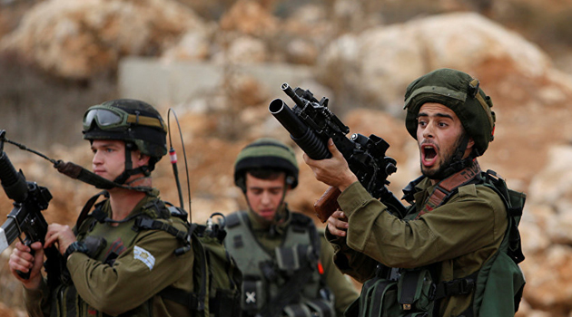 İşgalci İsrail güçleri Batı Şeria'da 2 Filistinliyi yaraladı