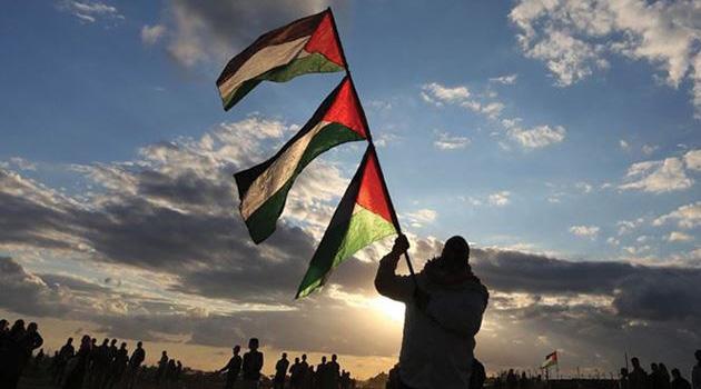 Ürdün Vadisi'nde yaşayan Filistinliler siyonist İsrail ilhakına direniyor
