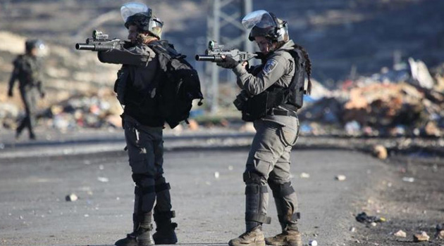 İşgal polisi Doğu Kudüs'te Filistinli bir genci yaraladı