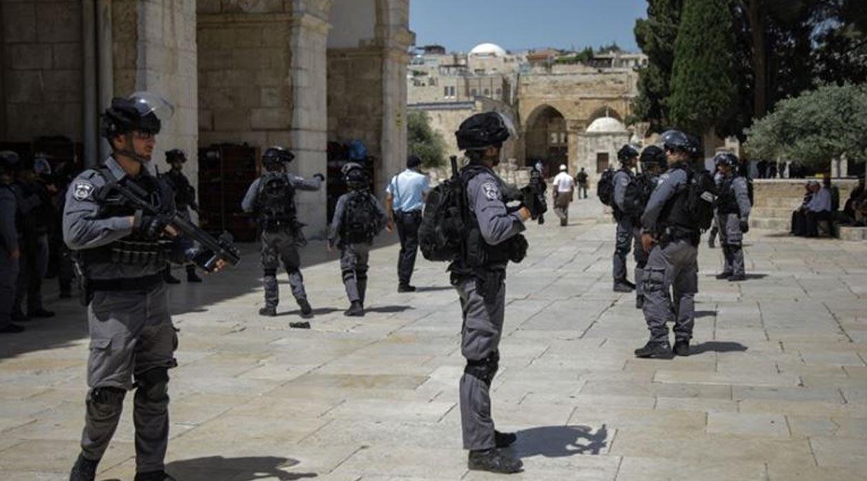 Hamas'tan İsrail'e Mescid-i Aksa tepkisi
