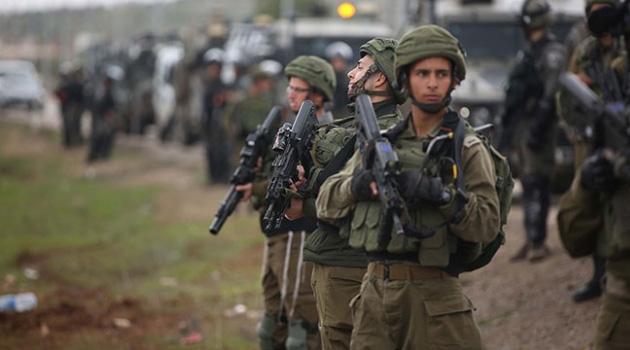 İşgalci İsrail askerleri 7 Filistinliyi yaraladı