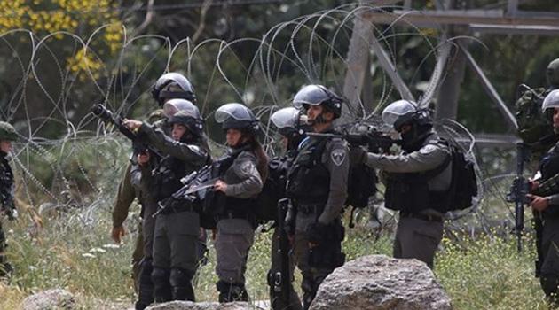 İşgalci İsrail askerleri Filistinli işçilere ateş açtı