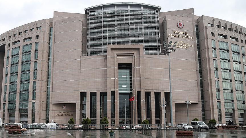 İstanbul Adliyesi karantina altına alındı: Bir hakimin koronavirüs testi pozitif çıktı