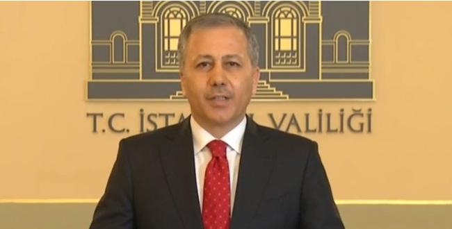 İstanbul Valisi Yerlikaya: Taksilerin şehirlerarası ulaşımda kullanılamasına izin verilmeyecek