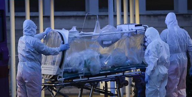 İtalya'da koronavirüsten ölenlerin sayısı 10 bini geçti