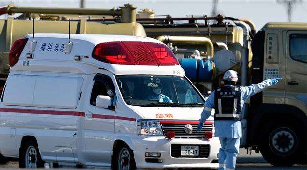 OHAL'in uzatıldığı Japonya'da ölü sayısı 569 oldu