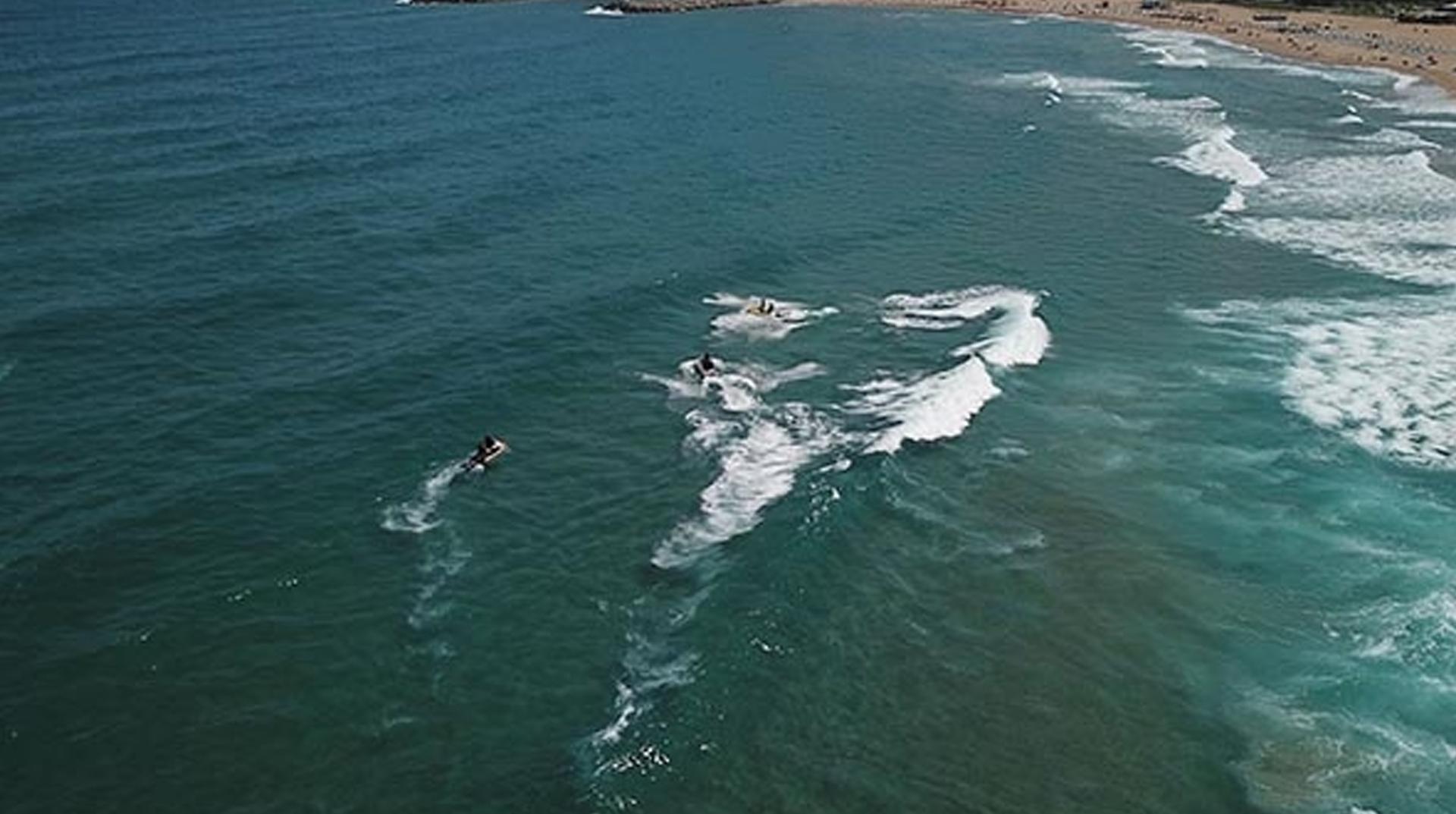 Şile'de denize girmek yasaklandı!