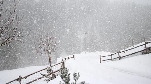 İki ilde okullara kar tatili