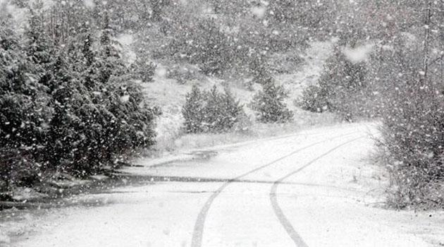 Meteoroloji'den 15 il için kar yağışı uyarısı