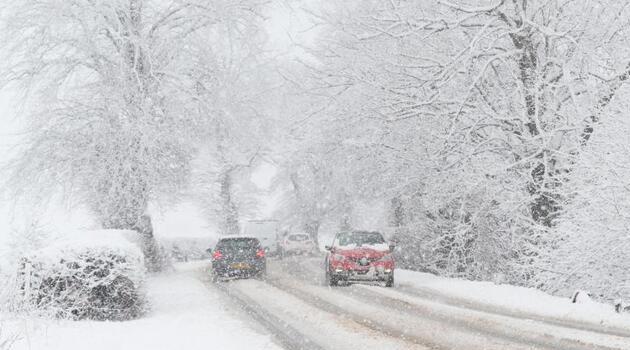 Doğu Karadeniz için kuvvetli yağmur ve yoğun kar uyarısı