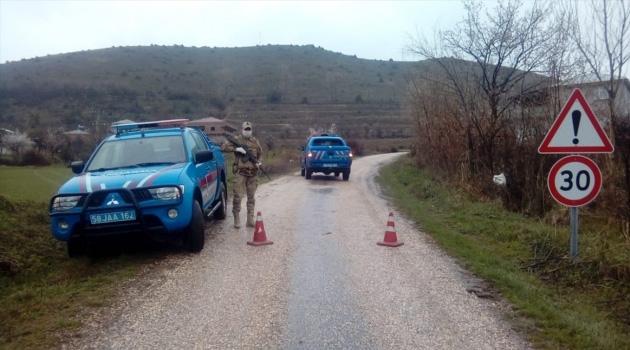 Sivas'ta 3 köy koronavirüs nedeniyle karantinaya alındı