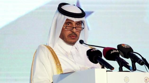 Katar Başbakanı İstifa Etti