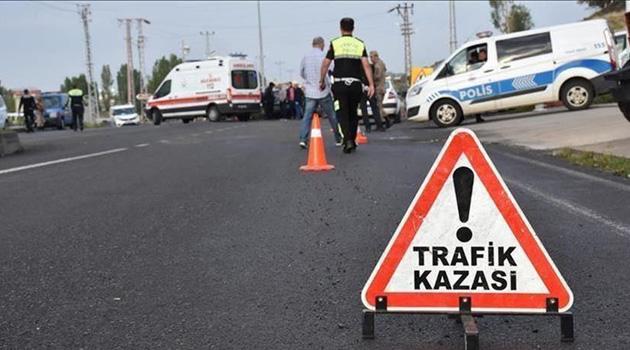 Türkiye'de ortalama her gün 2 dakikada 1 kişi trafik kazasında yaralanıyor