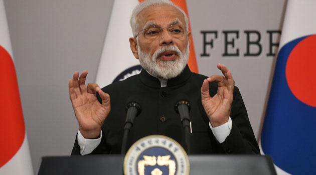 """Hindistan'dan Çin'in BM'deki """"Keşmir"""" açıklamasına itiraz"""