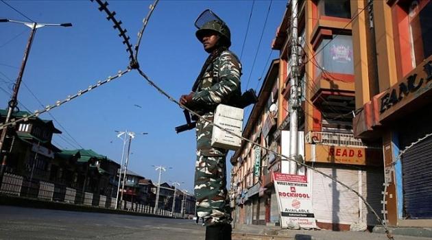 Hindistan'dan Keşmir açıklaması: Kısıtlamalar hafifletildi