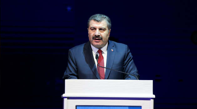 Türkiye'de koronavirüsten can kaybı 59'a yükseldi: Vaka sayısı 2433