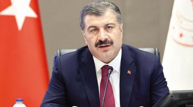 Türkiye koronavirüs tablosu açıklandı: Bin 542 yeni vaka