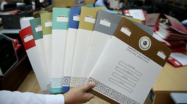 OHAL Komisyonu, başvuruların yüzde 85'ini sonuçlandırdı