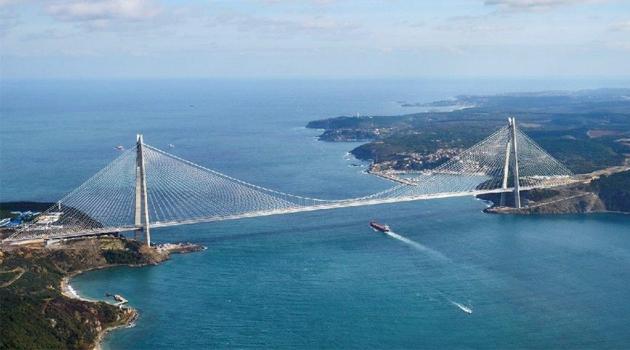 Çin, Üçüncü Köprü'nün ortağı oluyor