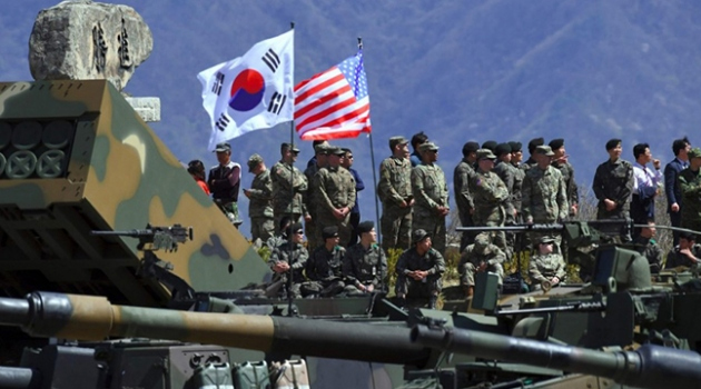 ABD- Güney Kore ortak tatbikatı ertelendi