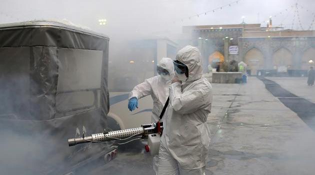İran'da koronavirüsten ölenlerin sayısı 2 bine dayandı