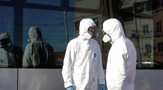 Koronavirüs nedeniyle dünya çapında 5 bin 111 kişi öldü