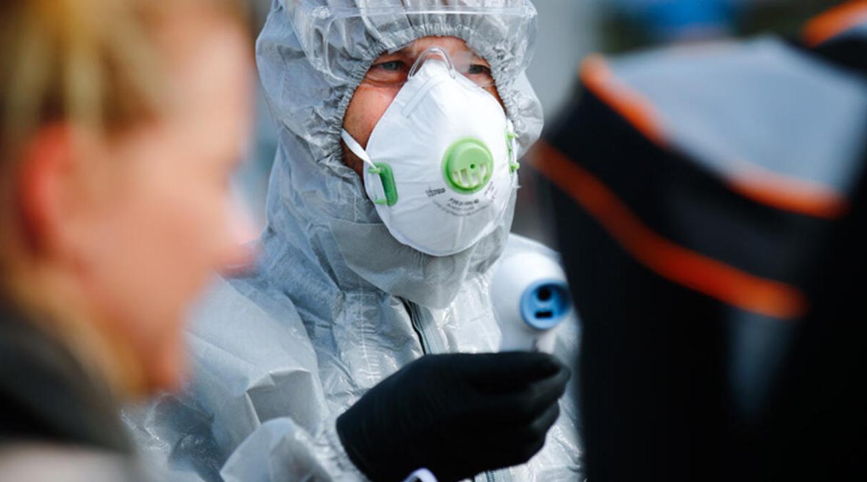 ABD'deki koronavirüs vaka sayısı 100 bini geçti