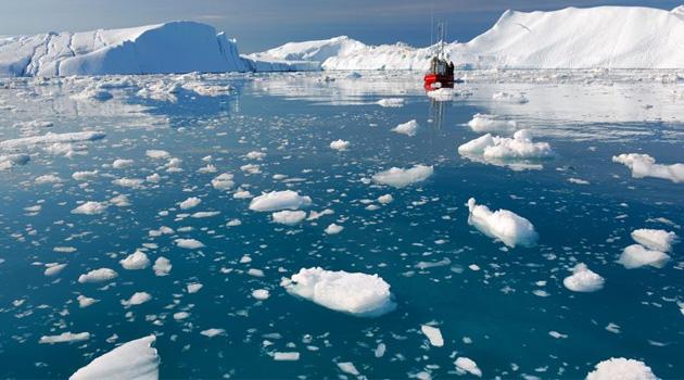 NASA: Kuzey Kutbu ısınırsa Avrupa'daki sıcaklıklar düşebilir