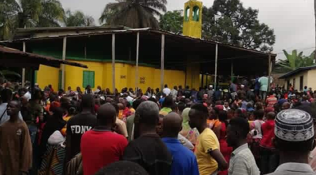 Liberya'da yatılı Kur'an kursunda yangın: 30 çocuk öldü
