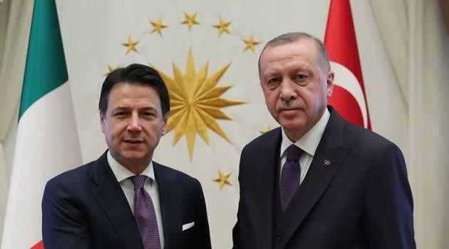 Cumhurbaşkanı Erdoğan: Libya'da sağlanan ateşkesin kalıcı bir hal alması için çalışıyoruz