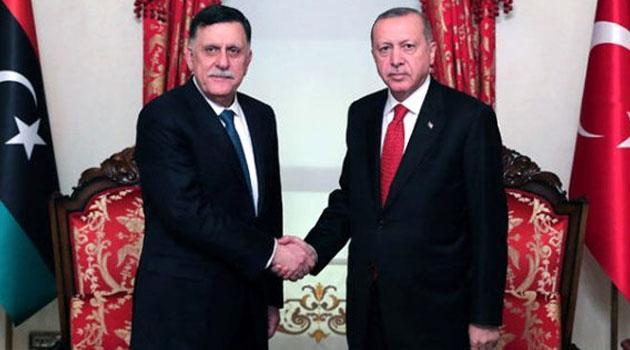 Türkiye ve Libya Akdeniz'de Yetki Alanı Anlaşması İmzaladı